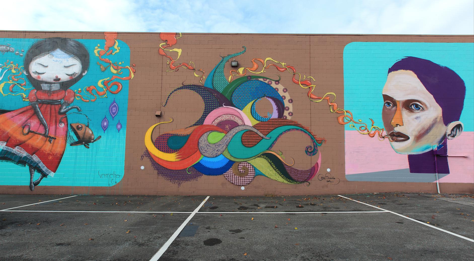 Mural2Web